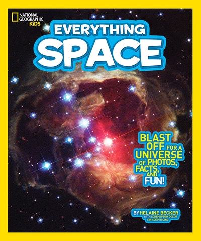 nat geo kids everything space by helaine becker penguin