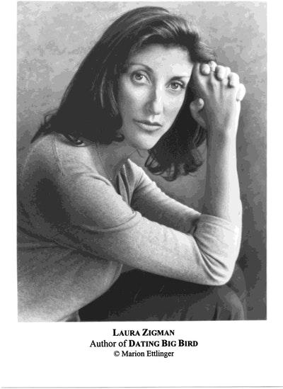 Zoznamka veľký vták Laura Zigmandatovania portréty šperky