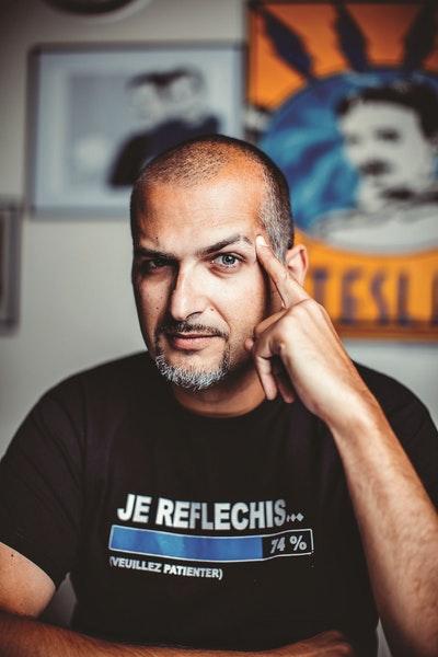 Bruce Benamran