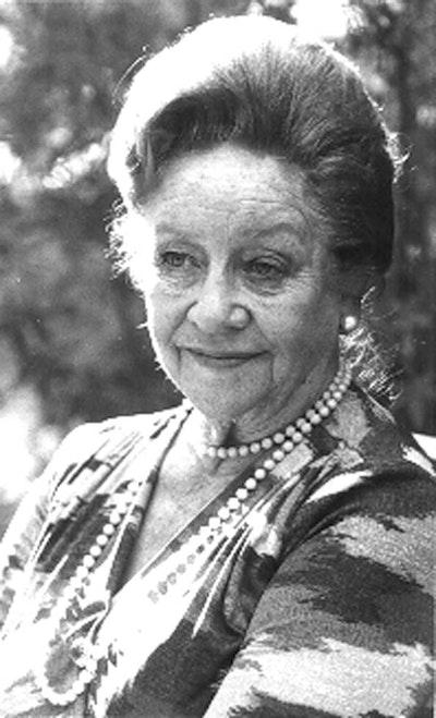 Mary Durack