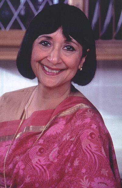 Madhur Jaffrey