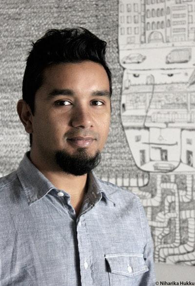 Ronojoy Ghosh