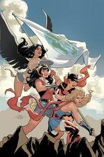 dc comics bombshells vol 2 allies
