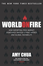 World on fire tab book