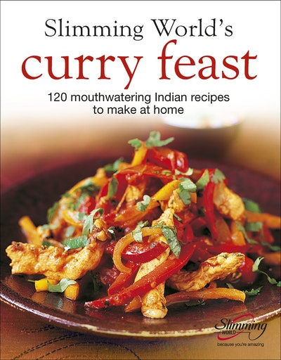 Slimming World's Curry Feast - Penguin Books New Zealand