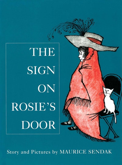 The Sign On Rosie's Door
