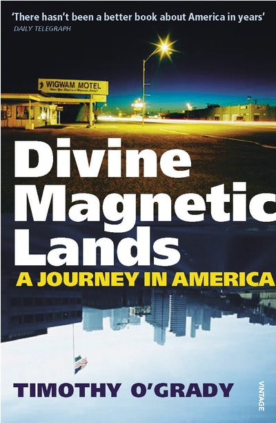 Divine Magnetic Lands