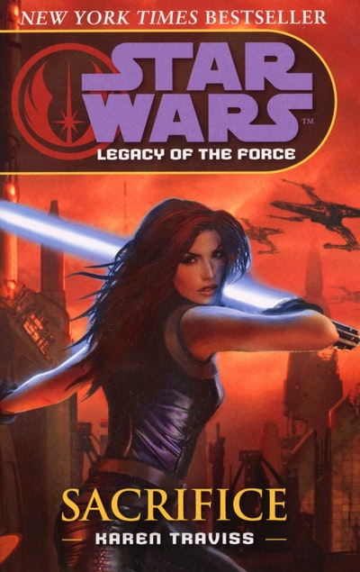 Star Wars: Legacy of the Force V - Sacrifice