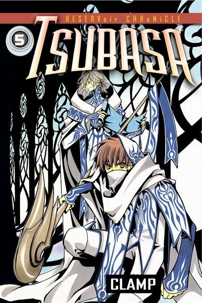 Tsubasa volume 5