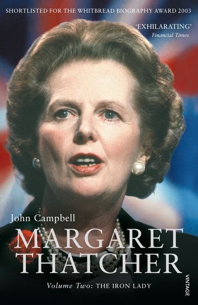Margaret Thatcher Volume Two