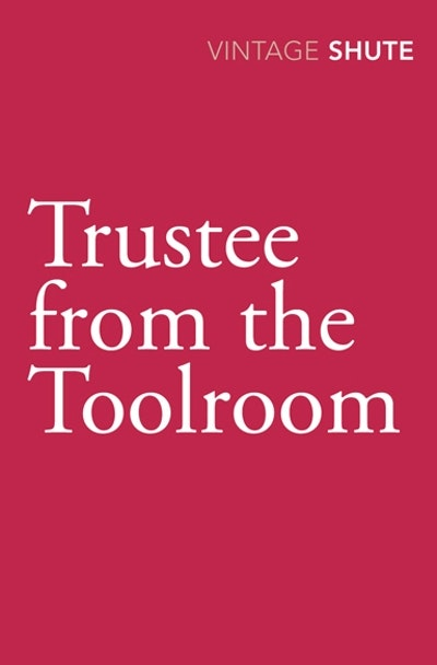 Trustee From The Toolroom By Nevil Shute Norway Penguin border=
