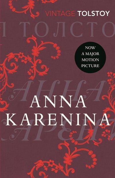 Anna Karenina (Vintage Classic Russians Series)