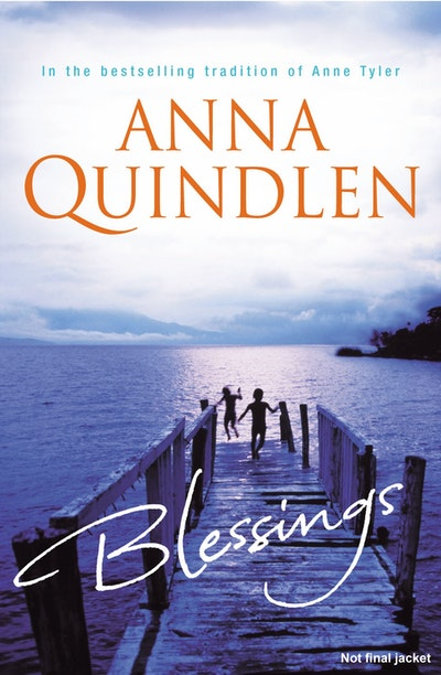term paper blessing by anna quindlen