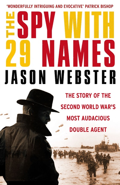 The Spy with 29 Names