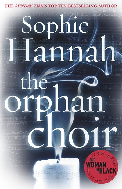 The orphan choir by sophie hannah penguin books australia hi res cover the orphan choir fandeluxe Image collections