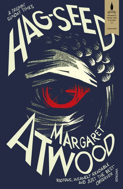 Hag Seed By Margaret Atwood Penguin Books New Zealand