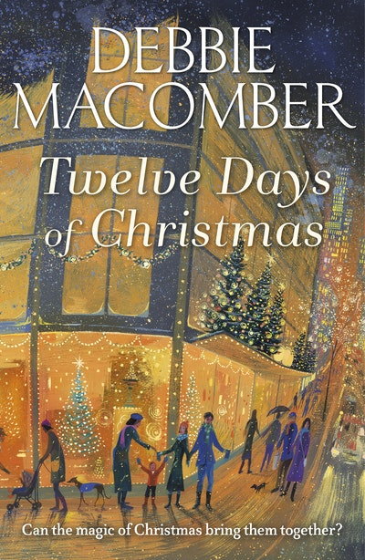 hi res cover twelve days of christmas