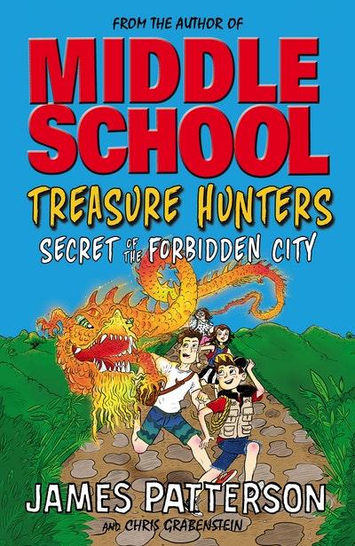 Treasure Hunters: Secret of the Forbidden City