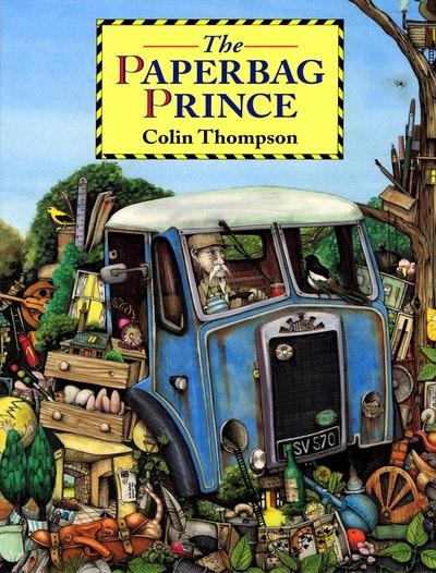 The Paperbag Prince