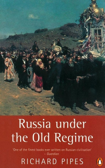 Russia Under the Old Regime