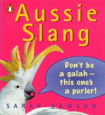Australian Slang Book