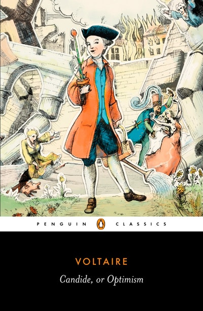 an analysis of the best echoed pangloss of voltaires candide Candide this best of all possible worlds voltaire in candide, dr pangloss my lord the baron's castle was the best of castles and his wife the best of all.