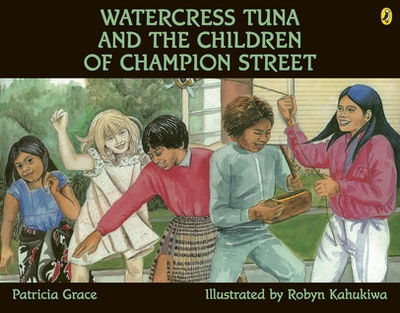 Watercress Tuna & the Children of Champion Street