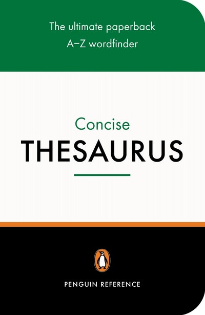 The Penguin Concise Thesaurus