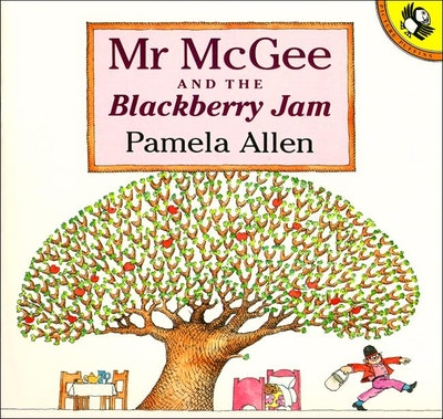 Mr McGee & the Blackberry Jam