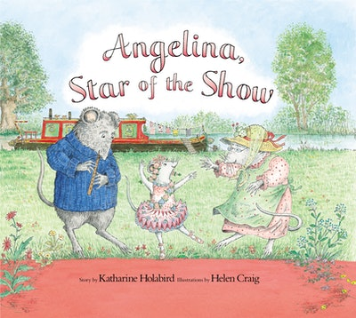 Angelina Ballerina: Angelina, Star of the Show