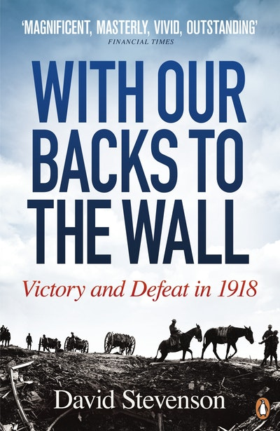 With Our Backs To The Wall