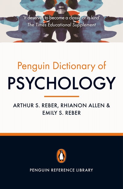 Penguin Dictionary Of Psychology