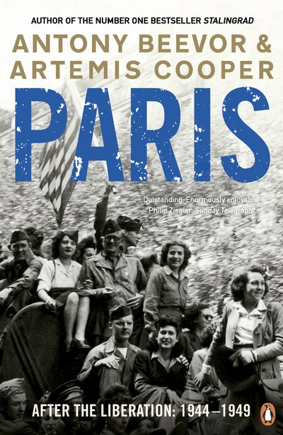 Paris After The Liberation