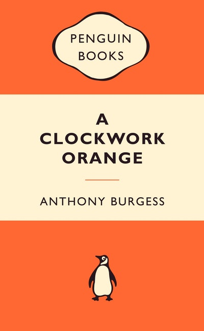 Clockwork Orange: Popular Penguins