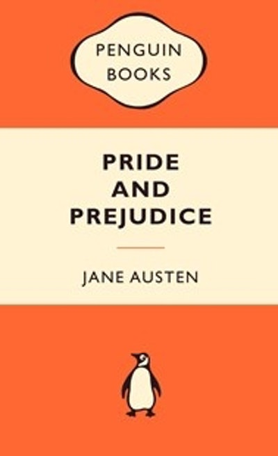 Pride and Prejudice: Popular Penguins