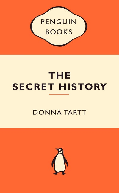 Image result for secret history penguin cover