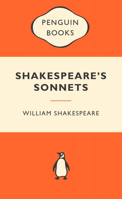 Shakespeare's Sonnets: Popular Penguins