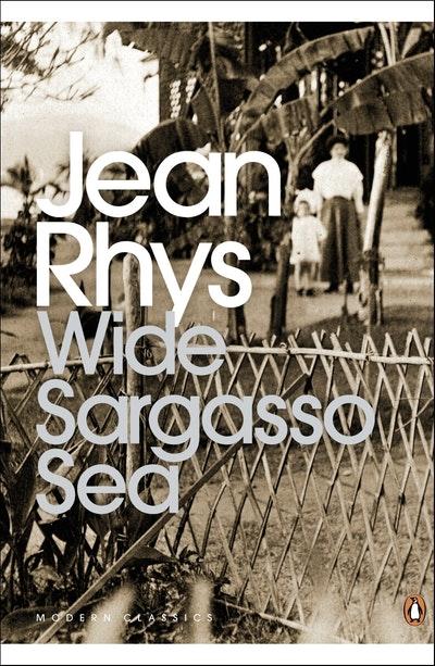 Wide Sargasso Sea By Jean Rhys Penguin Books Australia