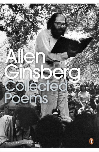 Allen Ginsberg Collected Poems