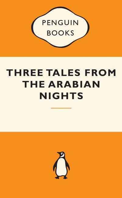 Three Tales From the Arabian Nights: Popular Penguins
