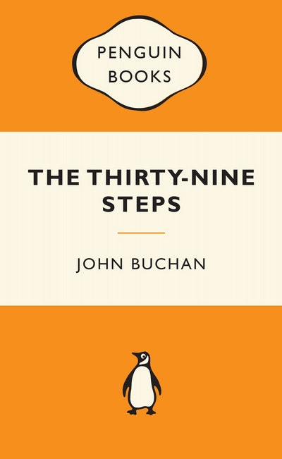 The Thirty-Nine Steps: Popular Penguins