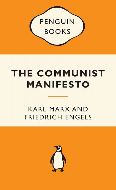 The Communist Manifesto: Popular Penguins