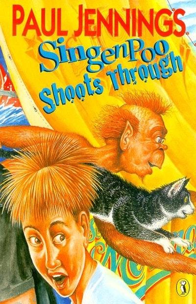 Singenpoo Shoots Through