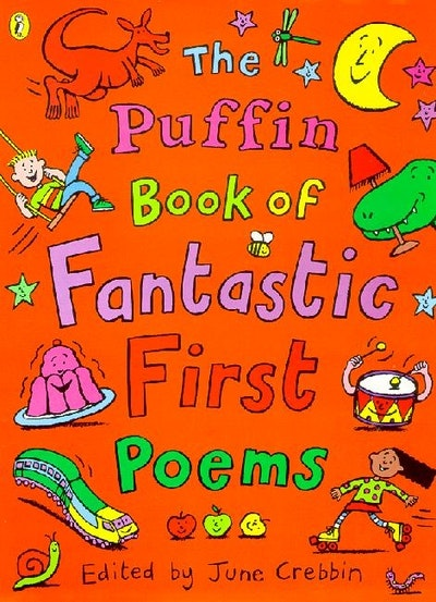Image result for puffin book of fantastic first poems