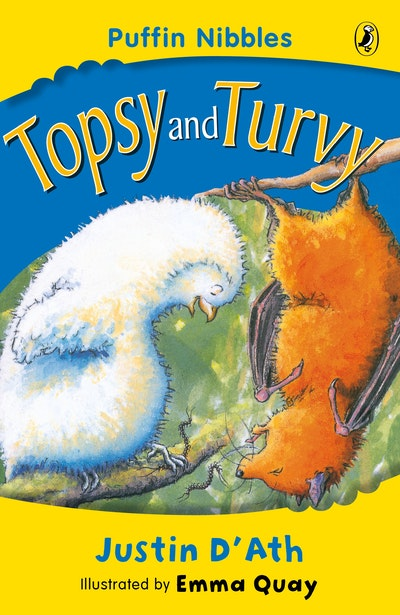 Puffin Nibbles: Topsy and Turvy
