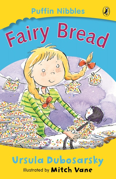 Puffin Nibbles: Fairy Bread