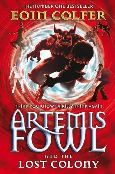 Artemis Fowl: Lost Colony