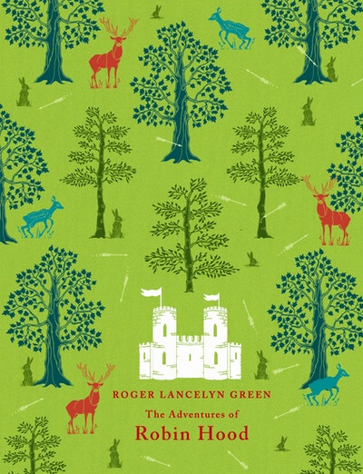 The Adventures of Robin Hood Clothbound Classic