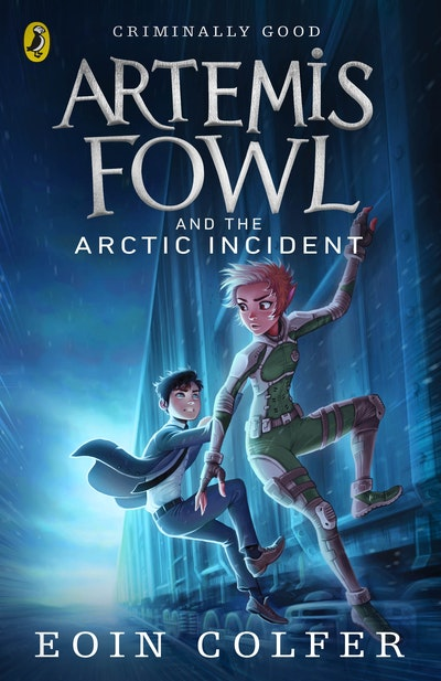 Artemis Fowl And The Arctic Incident