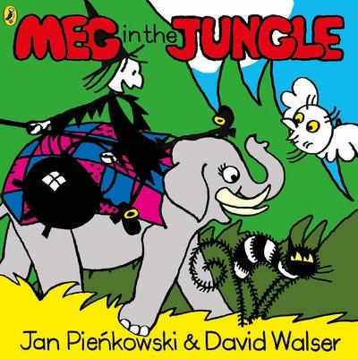 Meg In The Jungle